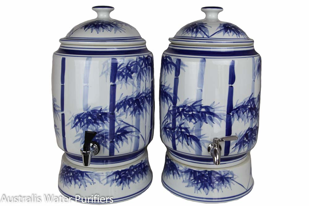 Blue Grass Water Purifier Urn