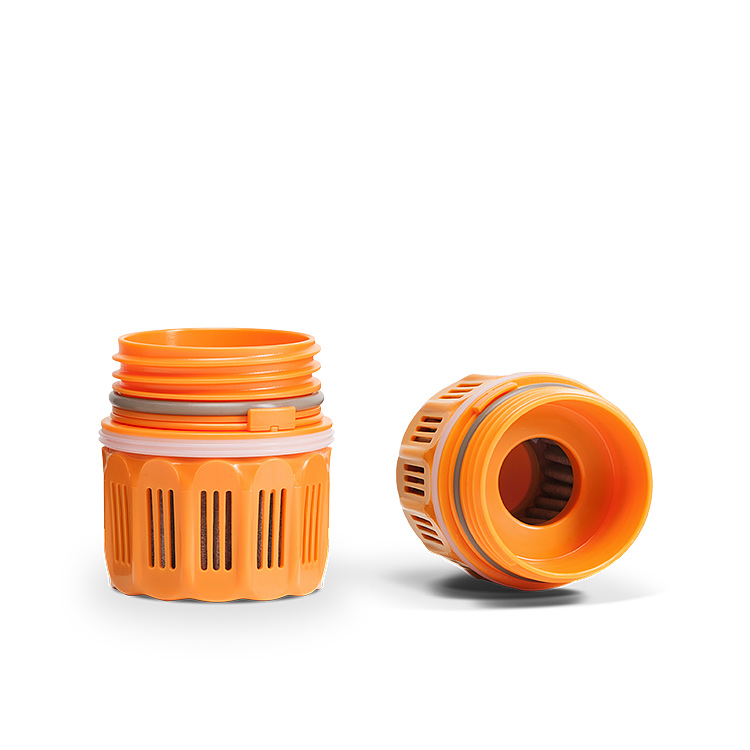 GRAYL - replacement orange purifier cartridge - Click Image to Close