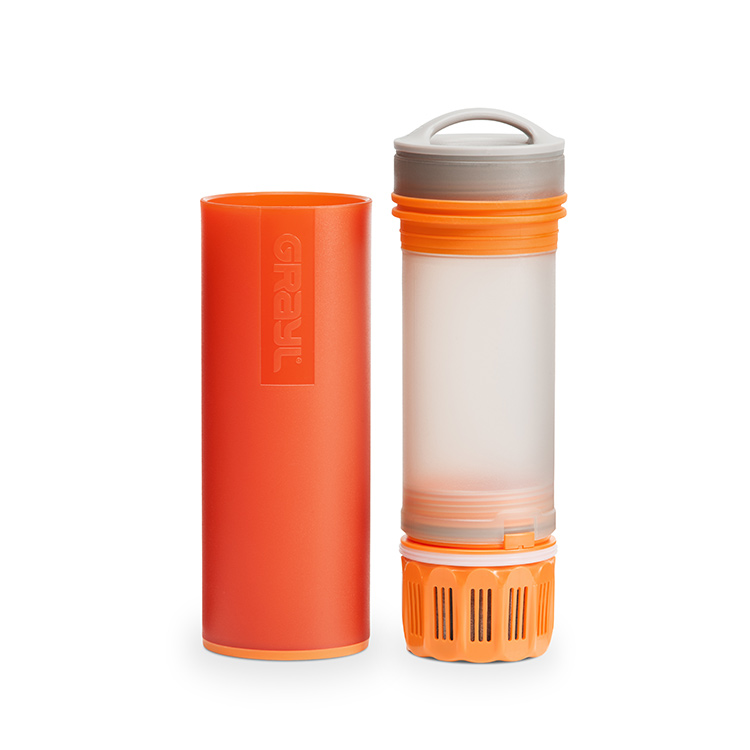 GRAYL Portable Water Filter - Courier Postage Included